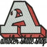 Embroidery for Ambler Skate Shop