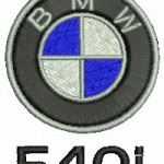 Embroidery for BMW